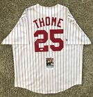 Jim Thome Cards, Rookie Card Checklist, Autographed Memorabilia Guide 33