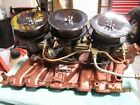 1966 Oldsmobile 442 W 30 Tri carb, Tri power intake and carbs