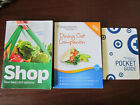 Weight Watchers Lot 3 Books Points Plus Pocket Guide Dining Out Companion Shop