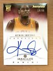 Kyrie Irving Rookie Cards Checklist and Guide 48