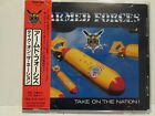Armed Forces - Take On The Nation 1991 Bizarre Records Japan Edition Rare OOP
