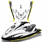 Decal Graphic Kit Yamaha Ski Wrap Jetski Waverunner Parts Wave Runner 02-05 WRKD