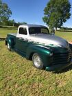 1952 Chevrolet Other Pickups 3100 1952 Chevy 3100 Prostreet
