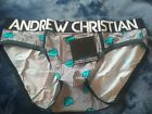 Andrew Christian Men's Brief NWT Large