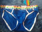 Andrew Christian Men's Mesh Brief NWT Large