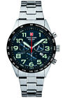 Swiss Alpine Military by Grovana Watch Men's Chrono 7047.9135 Made New