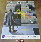 PLAYTIME Movie Poster MASSIVE Jacques Tati NEW French Criterion