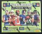 2018 Panini Contenders Football Factory Sealed Hobby Box With At Least 5 Autos