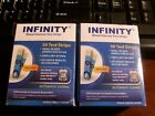 100- 2 BOXES OF 50 INFINITY DIABETIC TEST STRIPS GREAT EXP DATES ,7-19