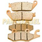 F+R Sintered Brake Pads fit DAELIM 2006 2007 2008 2009  S2-250