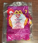 Ty Teenie Beanie Babies Strut The Rooster #07 McDonalds Retired 1999