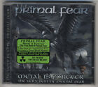 Primal Fear - Metal Is Forever - The Very Best Of Primal Fear 2CD - NEW w/ Hype
