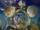 NEW WITH TAGS Disney Parks Its A Small World Minnie Mouse Ears Headband