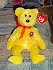 TY BEANIE BABY BEAR - TRADEE 2000 - HANG TAG PROTECTED - EXCELLENT CONDITION