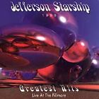 JEFFERSON STARSHIP 1999 GREATEST HITS LIVE AT THE FILLMORE CD