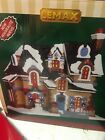 Lemax pierre's Christmas  Village Lighted Christmas House, retired 2015