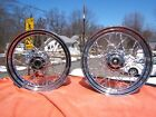 HARLEY DAVIDSON HERITAGE SPRINGER WHEELS  FLSTS