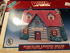 LEMAX Village Porcelain lighted House Butler's bait & tackle shop.