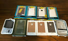 LOT OF 10 iPhone 6 Plus + Phone Cases Otter Moshi Native Union Incipio Qmadix