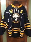 Reebok Pro Authentic Buffalo Sabres Ryan O'Reilly #90 Jersey - St. Louis Blues