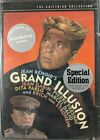 Grand Illusion The Criterion Collection Special Edition Jean Renoir OOP RARE NEW