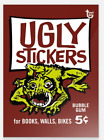 1965 Topps Ugly Stickers Trading Cards 17