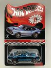 Hot Wheels Club Exclusive 68 Copo Camaro Blue Spectraflame 2013 Club Car MIBP