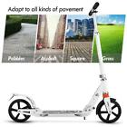 Adult Kick Scooter Sturdy Foldable T Style 35 39Adjustable Alloy 2 Wheels Hot