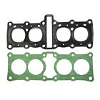Engine Cover Cylinder Top End Gasket Set For Yamaha FZR250R FZR250RR 1HX 3LN