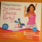 Weight Watchers The Ultimate Dance Party Workout DVD NIB Sealed w Firming Sticks