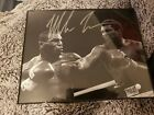 Mike Tyson Boxing Cards and Autographed Memorabilia Guide 32
