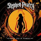 Stephen Pearcy - View To A Thrill 8024391089620 (CD Used Very Good)