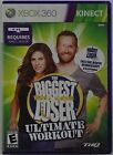 XBox 360 The Biggest Loser Ultimate Workout requires Kinect