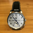 JUNKERS Bauhaus Iron Annie JU52 Ref.66401 Made in Germany Men's Watch Pre owned