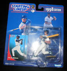 1998 MLB Starting Lineup SLU BERNIE WILLIAMS New York Yankees Card