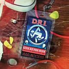 D.R.I. - Live At The Ritz 1987 650557020824 (CD Used Very Good)