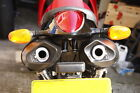 KTM DUKE II 640 2000/06 Furore Nero Dual Exhausts by GPR exhausts Italy