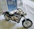 Hallmark Ornament 2000 HARLEY DAVIDSON SOFTAIL DEUCE MOTORCYCLE 7th SeriesHal