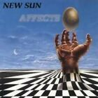 New Sun - Affects (CD Used Like New)