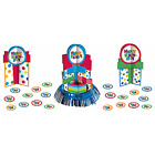 Amscan Happy Birthday Boy table decorating kit colorful dots