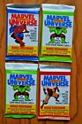 1991 Impel Marvel Universe Series II Trading Cards 9