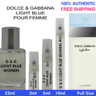 Dolce & Gabbana Light Blue for Women EDT 3ml 5ml 10ml 33ml Decant Spray Bottle