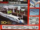Power Trains Motorized Deluxe City Train Set with 30+ Feet of Track New