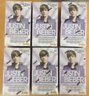 Lot Of 6 2010 Panini Justin Bieber Trading Cards Blaster Boxes
