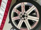 Chrysler CROSSFIRE OEM CHROME WHEELS  Tires 2229 2250 18s  19s