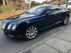 LARGER PHOTOS: 2004 BENTLEY GT CONTINENTAL 6.0 W12 AUTO BLUE NO RESERVE