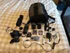 Sony A65 Camera Inc Lowepro Bag, Zoom Lens + Tamron Wide Angle. Used but In VGC