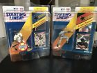 Frank Thomas 1992 Starting Lineup Set - Regular & Extended Series in Cases