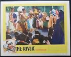 The River Lobby CardYear 1952United Artist Corp51 484 Jean Renoir