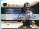 2005 Upper Deck Ultimate Collection Football 9